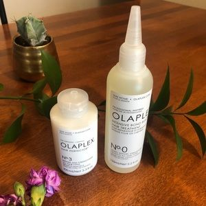 OLAPLEX No 0 & 3 | Bond perfector and corrector!